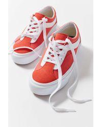 Vans Red Bold Ni Sneaker