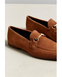 Urban Outfitters - Brown Uo Suede Loafer for Men - Lyst