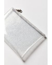 Urban Outfitters - Metallic Glitter Pouch - Lyst