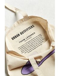 Urban Outfitters - Multicolor Uo Artist Editions Thom Lessner Snake Tote Bag - Lyst