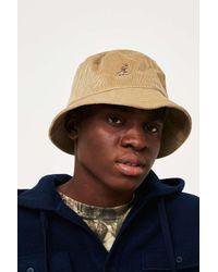 5ee3d4f6333 Kangol Beige Corduroy Bucket Hat - Mens L in Natural for Men - Lyst