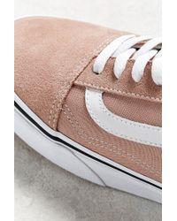 Vans - Pink Old Skool Mahogany Sneaker for Men - Lyst