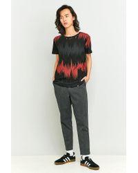 Cheap Monday - Standard Lightning Shell Black T-shirt for Men - Lyst