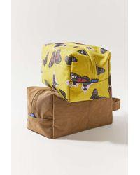 Baggu Yellow Travel Dopp Kit