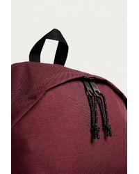 Eastpak Multicolor Craft Wine Padded Pak'r Backpack