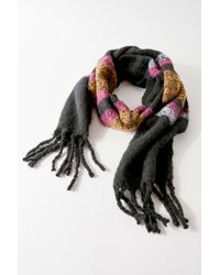 Urban Outfitters Multicolor Kira Super Soft Scarf