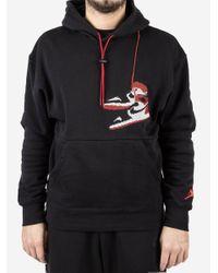 Felpa Jumpman Jordan di Nike in Multicolor da Uomo
