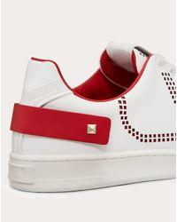 Sneakers Backnet En Veau Valentino Garavani en coloris Multicolor
