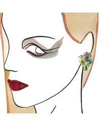 Bijoux De Famille - Metallic Holy Fashion Stud Earrings Rainbow - Lyst