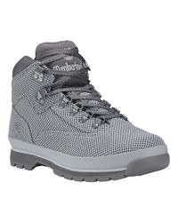 Timberland Gray Euro Hiker Fabric for men