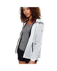 Superdry Multicolor Sport Tracer Cagoule Jacket