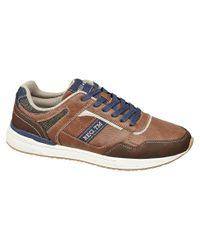 Memphis One E Sneaker in het Brown voor heren