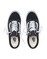 Chaussures Old Skool Vans en coloris Blue