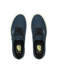Vans Blue Sport Authentic Schuhe