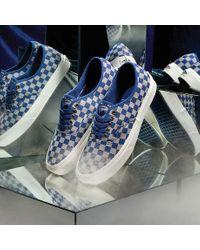 Chaussures X Harry PotterTM Ravenclaw Authentic Vans en coloris Blue