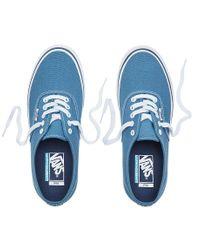 Vans Authentic Pro Schuhe in Blue für Herren