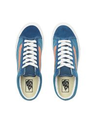 Vans Style 36 (Vintage Sport) Sailor Blue