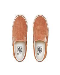 Vans Brown Anaheim Factory Classic 98 Dx Schuhe