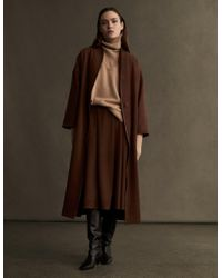 Varana Keating Coat - Brown