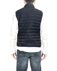 Armani Jeans - Blue Piumino for Men - Lyst