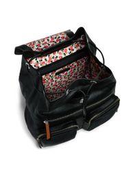Vera Bradley - Black Gallatin Cargo Backpack - Lyst