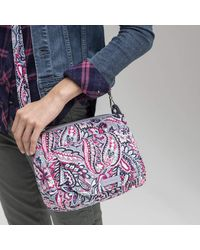 Vera Bradley Multicolor Carson Mini Shoulder Bag