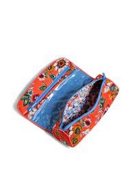 Vera Bradley Multicolor Iconic On A Roll Case