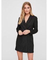 Vero Moda Black Blazer Kleid