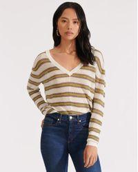 Veronica Beard Multicolor Arthur Long-sleeved Pullover