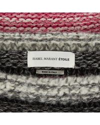 Pull-over Étoile Isabel Marant en coloris Gray
