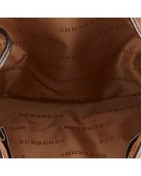 Burberry Brown Synthetic
