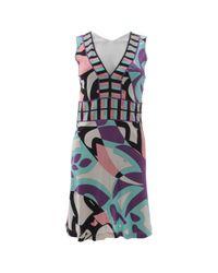 Emilio Pucci Multicolor Pre-owned Dress