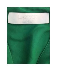 Abiti Verde di Lanvin in Green