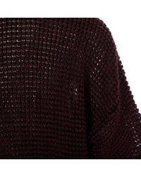 Maglione in Lino di Isabel Marant in Multicolor