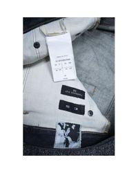 Rick Owens Drkshdw Jeans Baumwolle Blau in Blue für Herren