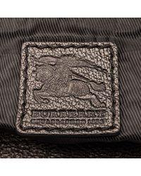 Borse a mano Nero di Burberry in Black