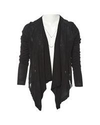Barbara Bui \n Black Viscose Knitwear