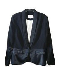 Claudie Pierlot Black Jacket