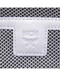 MCM Metallic Leder Rucksäcke