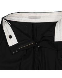 Stella McCartney Black Pre-owned Wool Large Pants
