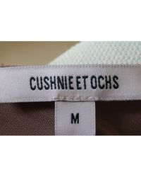 Top \N en Viscose Cushnie et Ochs en coloris Multicolor