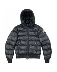 Moncler Blue Pre-owned Jacket for men