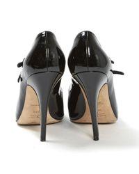 Miu Miu \n Black Patent Leather Heels