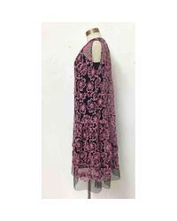 Miu Miu Purple Kleider