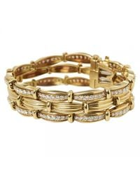 Tiffany & Co Pre-owned Yellow Gold Bracelet