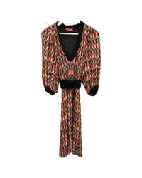 Missoni Multicolor Mid-length Dress