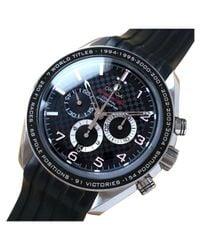 Relojes Speedmaster Omega de hombre de color Black