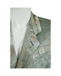 Jean Paul Gaultier Jacke.blouson Synthetik Grün in Green für Herren