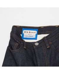 Acne Blue Gerade jeans