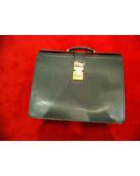 Louis Vuitton Green Leather for men